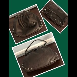 1edb1b2b4 Furla Bags | Final Sale Lambskin Leather Hobo | Poshmark